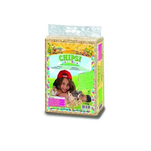 Viruta de madera de colores para mascotas