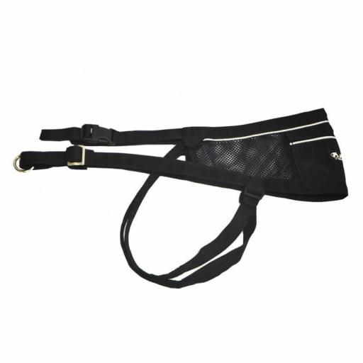 Cinturón para canicross con perros