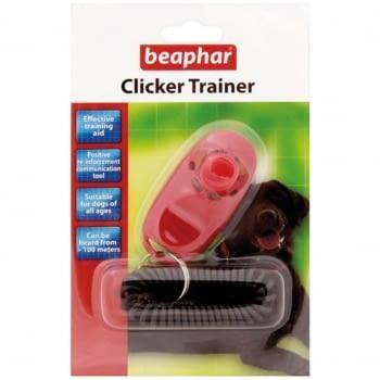 Clicker para el adiestramiento de perros