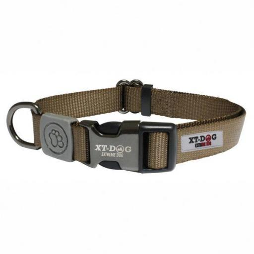 Collar para perros en nylon XT-DOG