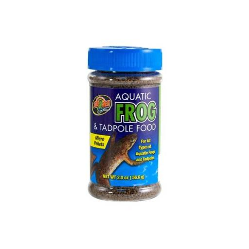 Alimento para ranas acuáticas FROG & TADPOLE 56gr [0]