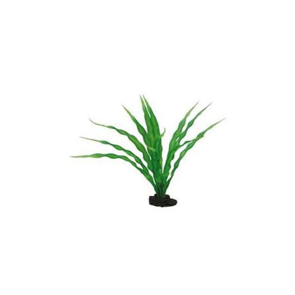 Planta plástica para acuario CRINUM 29cms
