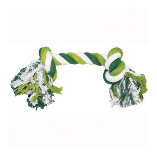 Cuerdas dentales con aroma a menta para perros