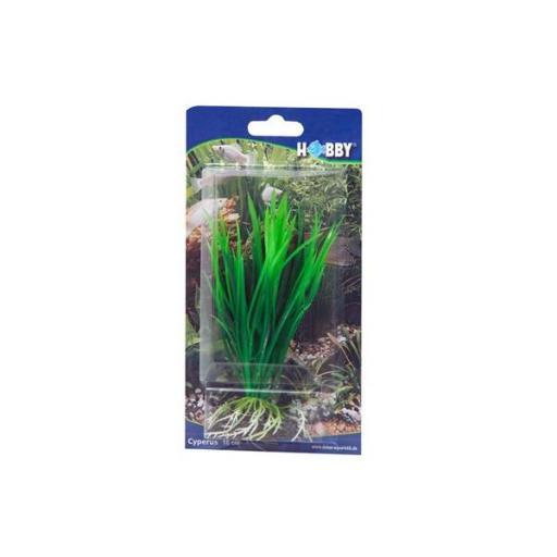Planta plástica para acuario CYPERUS 16cms