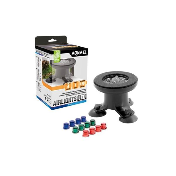 Difusor multicolor LED para acuarios AIRLIGHTS