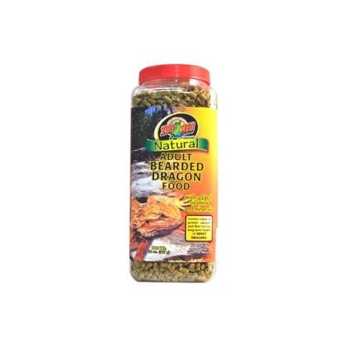 Alimento para dragón barbudo de ZOOMED 567gr
