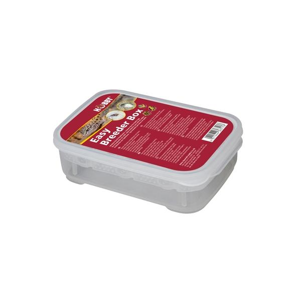 Caja para poner huevos de reptiles para incubación EASY BREEDER BOX