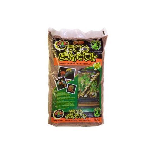 Sustrato de fibra de coco para reptiles ECO EARTH [1]