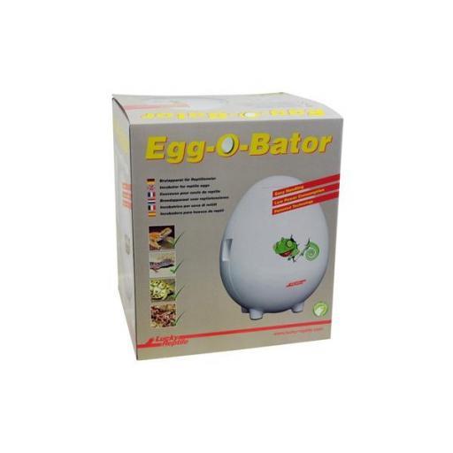 Incubadora para huevos de reptil ideal para principiantes EGG-O-BATOR