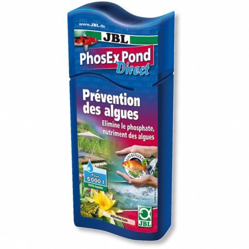 Antialgas para estanques JBL PHOSEX POND