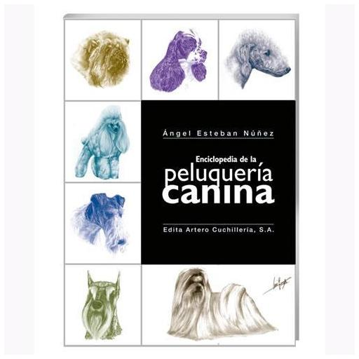 Enciclopedia de la peluqueria canina [0]