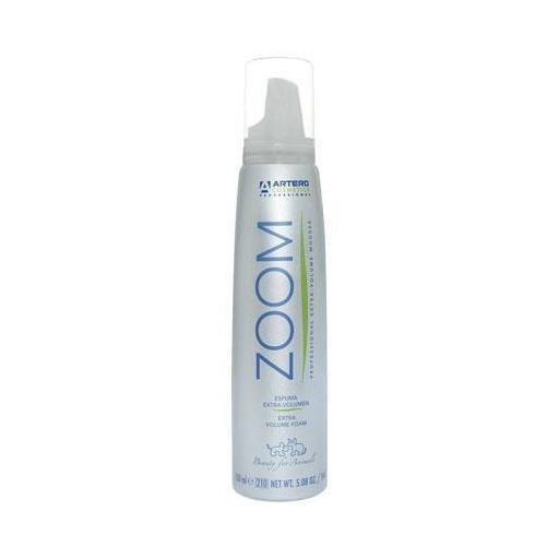 Espuma para dar volumen al pelo del perro ZOOM de ARTERO 150ml