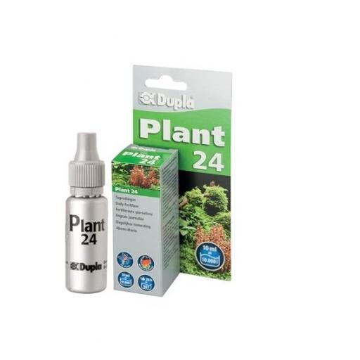 Fertilizante líquido para plantas de acuario de uso diario DUPLA PLANT 24 10ml