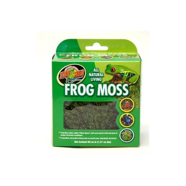 Musgo natural para terrarios FROG MOSS 1,3 litros