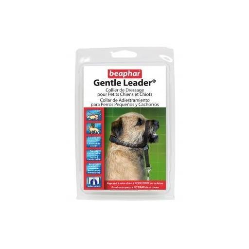 Collar para evitar que los perros den tirones GENTLE LEADER [0]