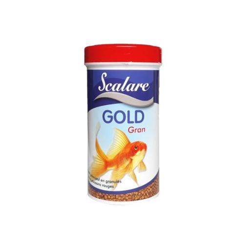 Alimento granulado para peces de agua fría SCALARE
