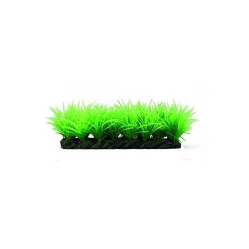 Tamiz de plantas plásticas para acuarios GRASSY STONE [0]