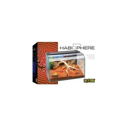 Terrario de diseño HABISPHERE