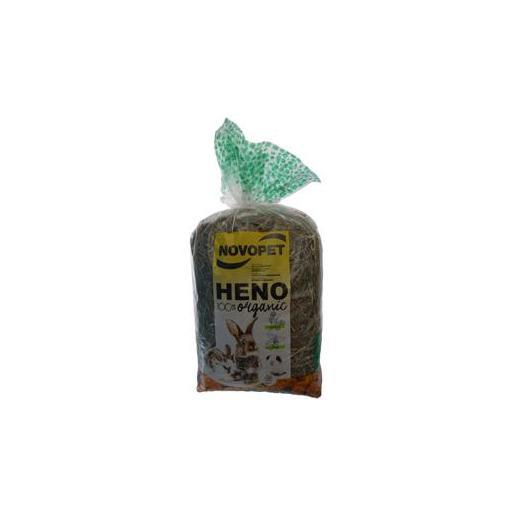 Heno organico premium de calendula y ortiga para roedores