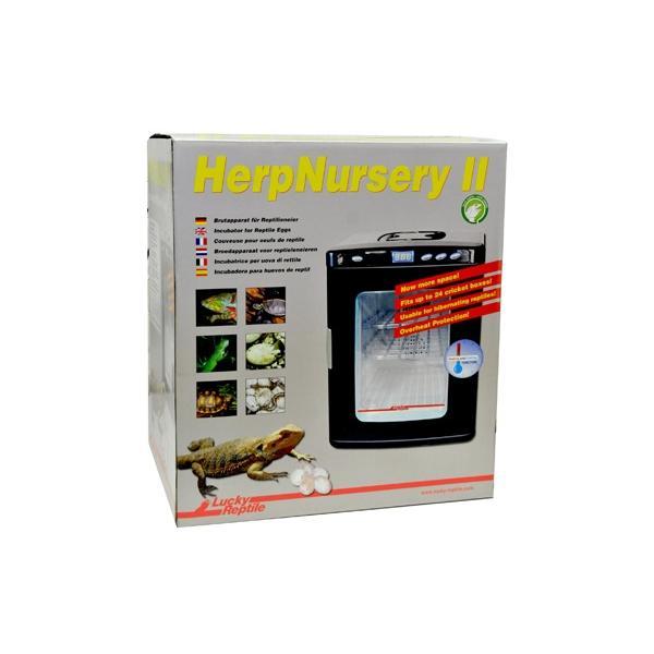 Incubadora para huevos de reptil climatizadora HERPNURSERY II