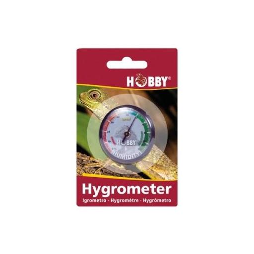 Higrometro para terrarios HOBBY