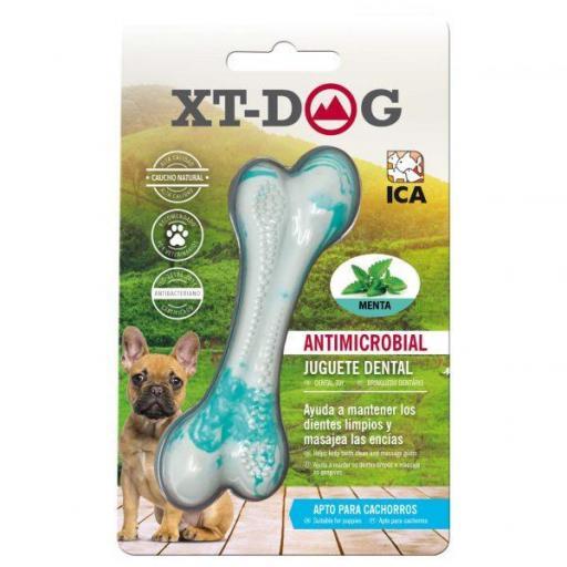 Huesos para perros DENTAL BONE de XT-DOG en caucho