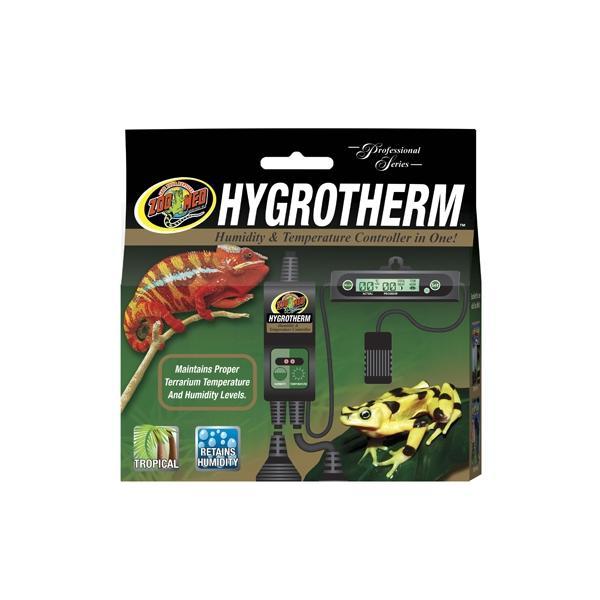 Controlador de temperatura y humedad HYGROTHERM