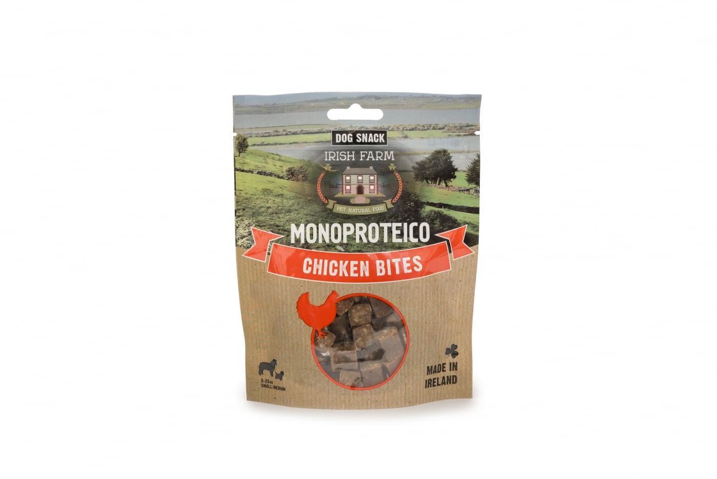 Golosinas monoproteicas para perros IRISH FARM 80gr