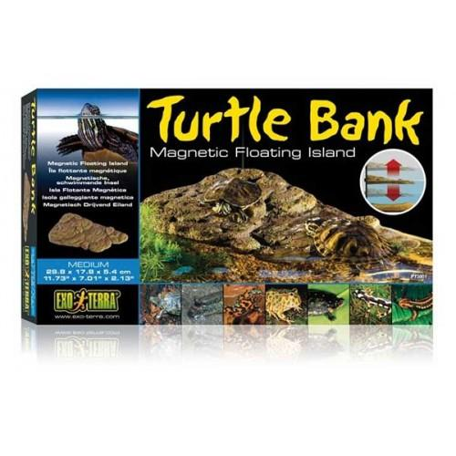Isla magnética para tortugueras