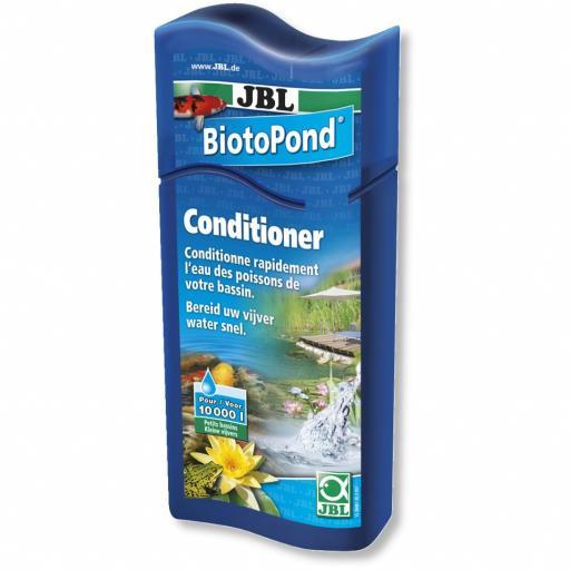 Acondicionador para estanques JBL BIOTOPOL 5 litros