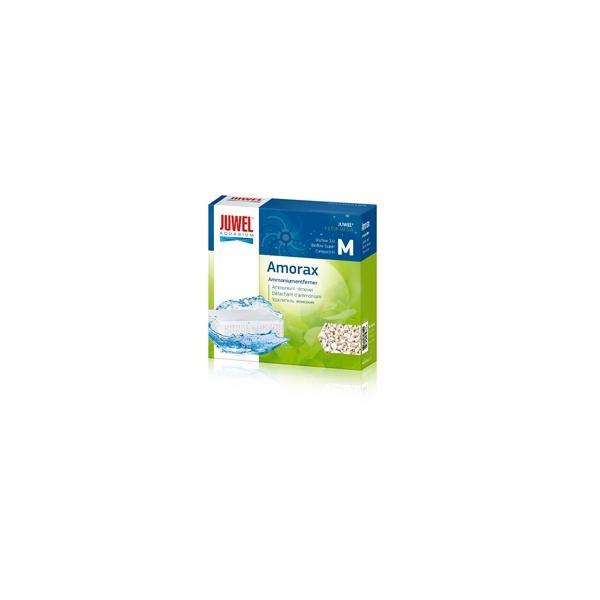 Carga filtrante indicada para eliminar el amoniaco JUWEL AMORAX