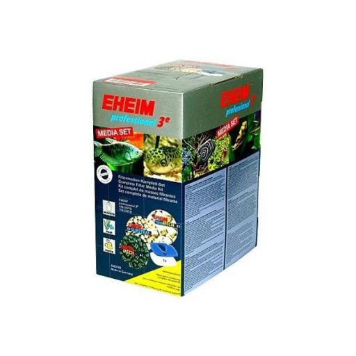 Set de material filtrante para filtros exteriores PROFESSIONEL 3e