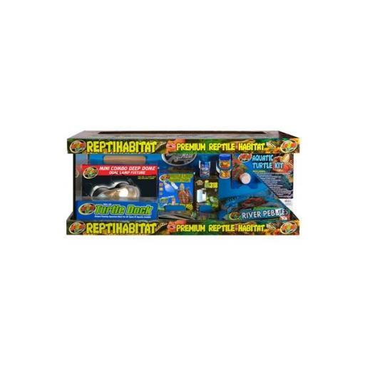 Terrario completo para tortugas de agua [0]