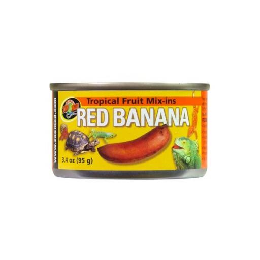 """Fruta enlatada para reptiles TROPICAL FRUITS """"MIX INS"""" 95gr [2]"""