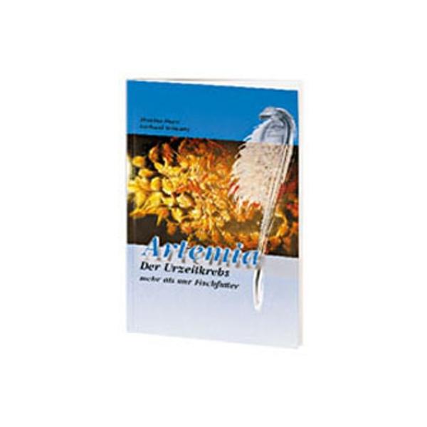 Libro sobre todo lo que se necesita saber acerca de la artemia