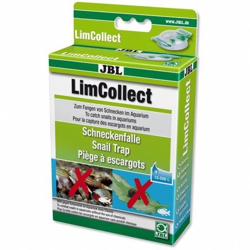 Trampa para caracoles molestos de acuario LIMCOLLECT de JBL