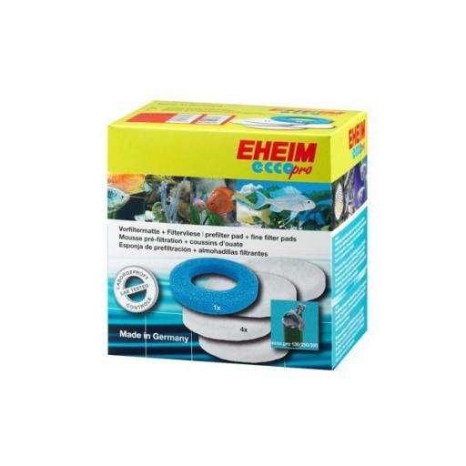 Set de esponjas filtrantes para filtros ECCO PRO