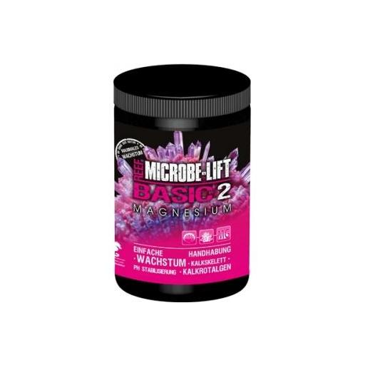 Suplemento de magnesio para acuarios marinos MICROBE LIFT MAGNESIUM de ARKA