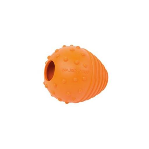 Pelota rellenable con forma de huevo MAJOR DOG [0]
