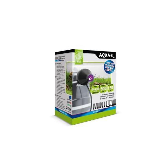 Esterilizador de agua para filtros interiores pequeños MINI UV