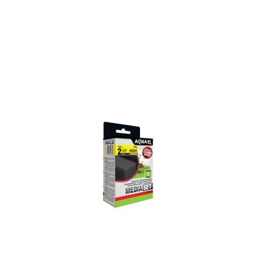 Foamex para filtro PAT MINI y acuarios SHRIMP de AQUAEL