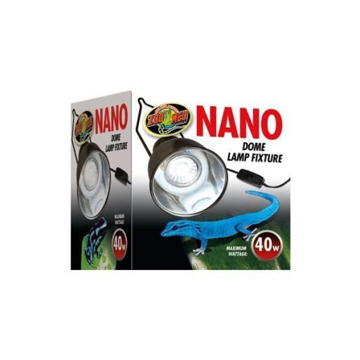Portalámpara para nano terrarios NANO DOME & NANO COMBO DOME