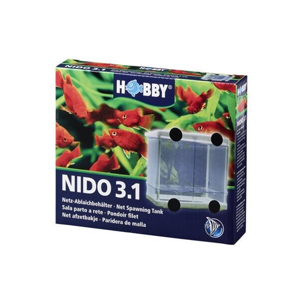 Paridera de malla para peces NIDO 3.1