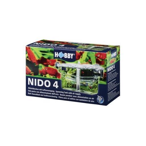 Paridera con suministro de aire NIDO 4 [0]