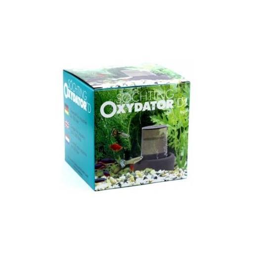 Oxigeno activo para mantener un agua clara y respirable dentro del acuarios OXYDATOR D