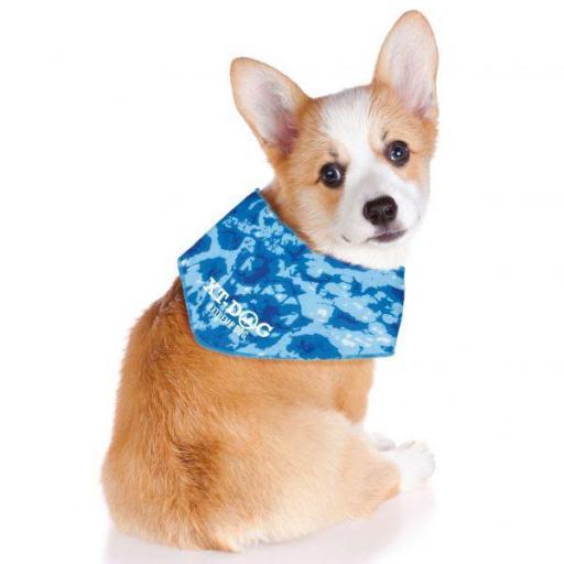 Bandanas refrescantes para perros XT-DOG