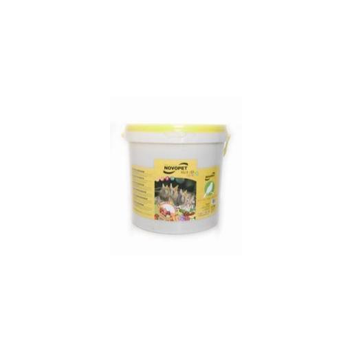 Pasta de cría con frutas para pájaros NOVOPET 7kg