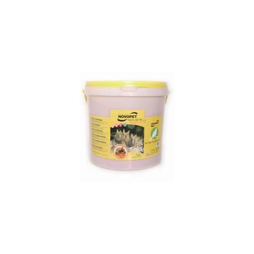 Pasta de cría pigmentante para pájaros NOVOPET 7kg
