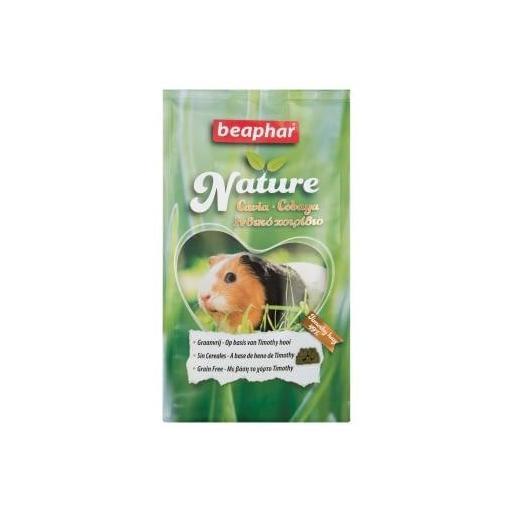 Alimento en pellets para cobayas NATURE [0]