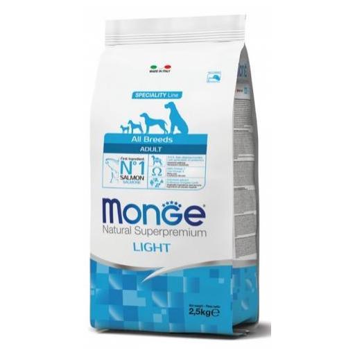 Alimento para perros con sobrepeso MONGE 12kg